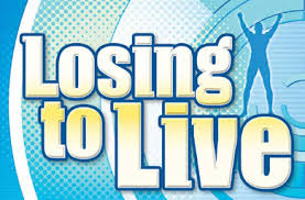 losing to live logo